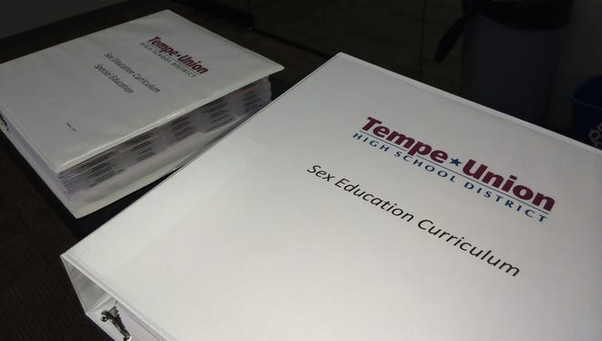 Tempe Union High School District officials have spent much of this year creating and debating a sex-education program for 10th-graders.
