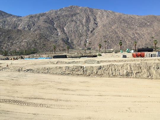 The Cameron earl estate development in Palm Springs