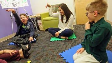 Nemours enhances autism program