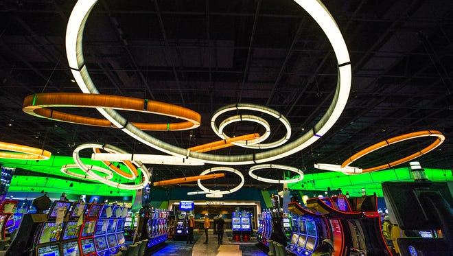 Dec. 20, 2015 | The Desert Diamond Casino Diamond Desert West Valley opened to the public.