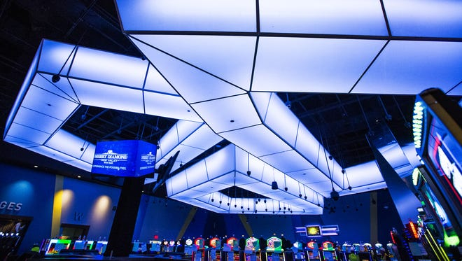 This is the Desert Diamond Casino West Valley, slated to open December 20, 2015.