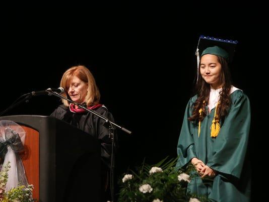 Spackenkill HS Graduation