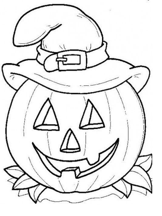 HalloweenColoringContest2