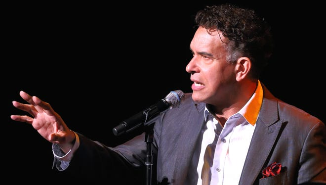 """Broadway star and Tony winner Brian Stokes Mitchell sang and acted his acclaimed role in """"Man of LaMancha."""""""