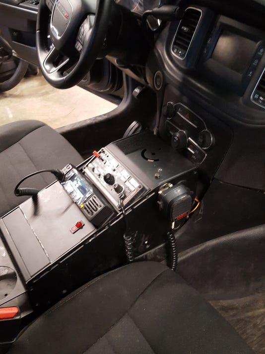 01 LAN Police Radios