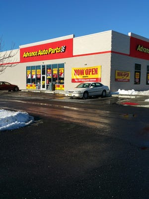 Advance Auto Parts on New Hampshire Avenue in Lakewood.