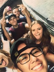 Cienega High School seniors almost missed their class trip after a company they paid $40,000 failed to book their transportation. The Arizona Attorney General is now suing the company, known as EB Worldwide and Senior Grad Trips. Alena Dillon, 18, right, with her friends.