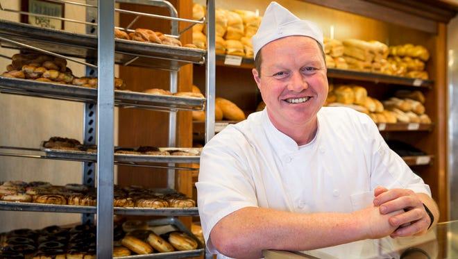 Greg Gottenbusch, owner of Servatii Pastry Shop.