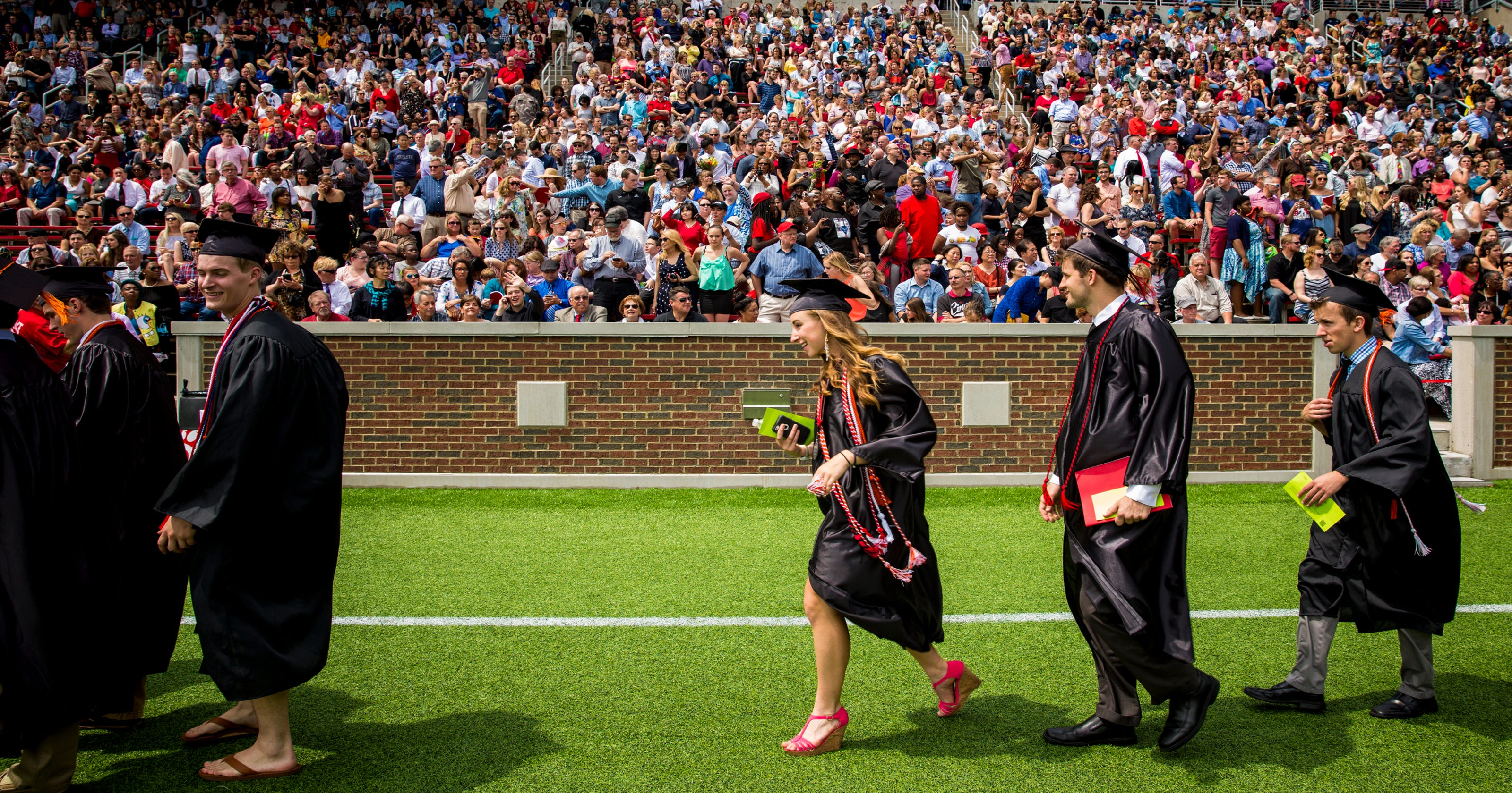 Uc Clermont Campus Map.Graduation What You Need To Know For Commencement At Local Universities