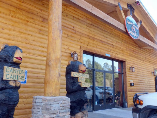 Upper Canyon Lodging Co.G