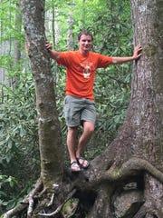 Arborist Andrew Gollnick urges people to plant more