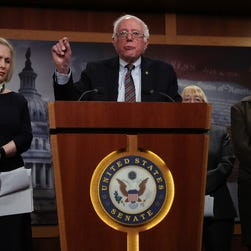 Trump's morally repugnant budget must be defeated: Sen. Bernie Sanders