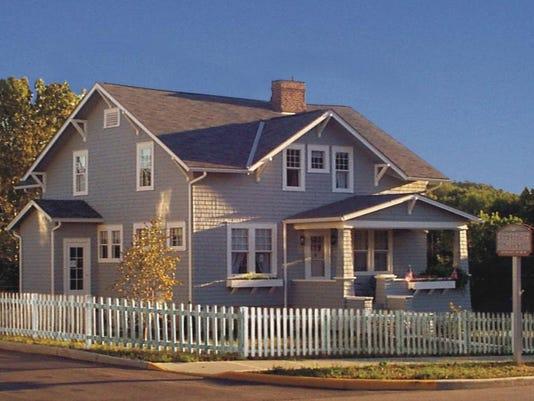 John-Glenn's-boyhood-home