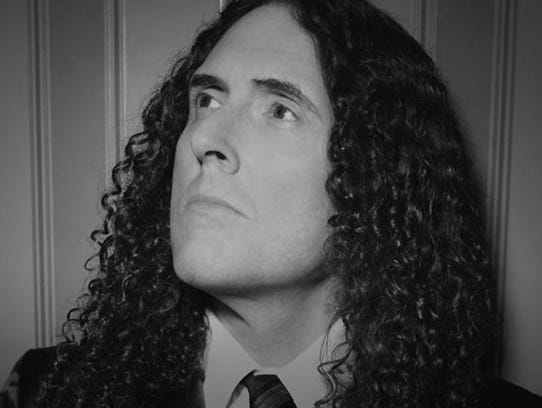 Weird Al will perform at 8 p.m. July 19 at the Plaza