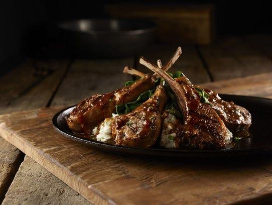 Grilled lambchops