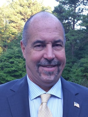 Plainville Democrat Brian Hamlin is making a second bid for election to the Massachusetts House of Representatives, challenging state Rep. Shawn Dooley for his seat representing the 9th Norfolk District.