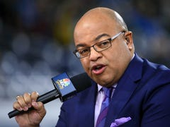 Mike Tirico tapped to host NBC's first-ever coverage of Indy 500