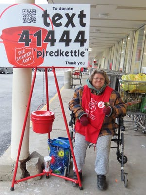 Donations to the Red Kettle this year surpassed the goal set and totaled about $82,000.