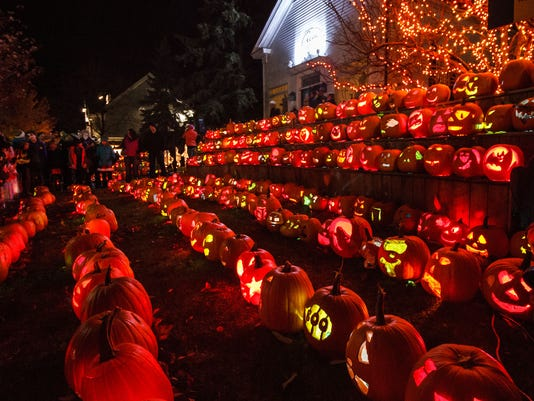 Pumpkin Illumination