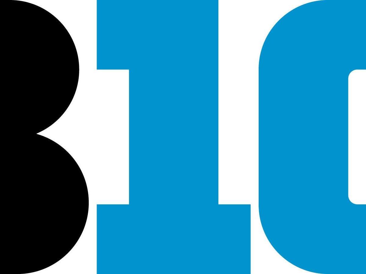 Big Ten log Big 10