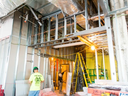 Construction is underway for Inspira's new Senior Emergency