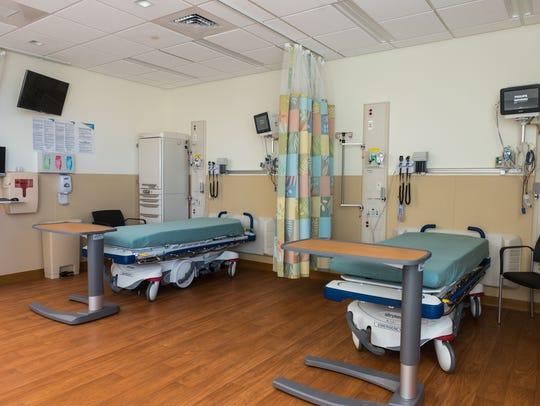 Inside the new Inspira Health Network Vineland Geriatric