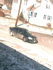 South Plainfield are looking for this vehicle in connection