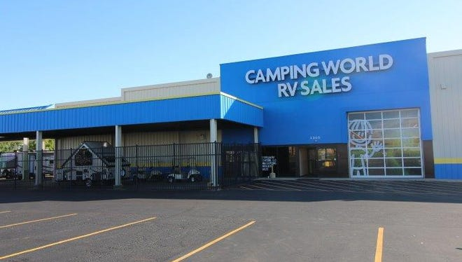 Camping World of Cincinnati, a business that offers a wide array of RV sales, service, parts and accessories for outdoor enthusiasts, recently opened in Fairfield.