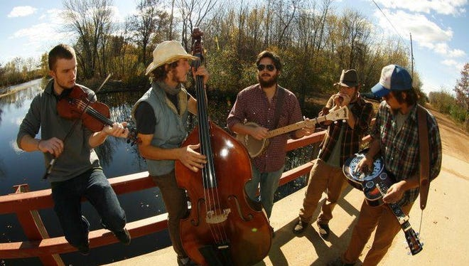 Horseshoes & Hand Grenades will perform A Horseshoes Holiday on Dec. 12 at the Sentry Theater.