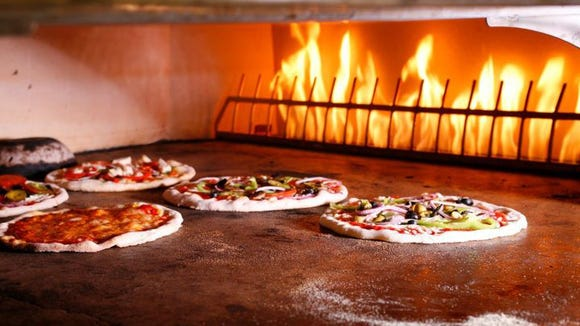 The Your Pie concept relies on the use of a brick oven to provide customers the chance to customize their pizzas and receive their food fast.