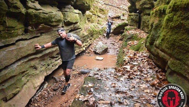 A Spartan Race comes to Clarksville this weekend. Saturday's competitors will run the Reebok Spartan Sprint, which is described as perfect for athletes of all levels. It's 3 - 5 miles packed with more than 20 signature Spartan obstacles.