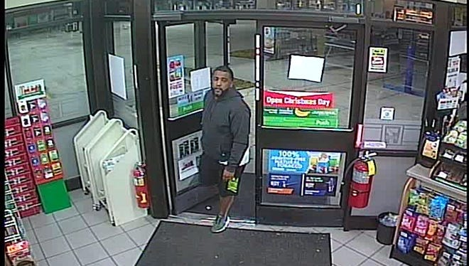 LCSO is searching for this man who they might have information in an ongoing criminal investigation.