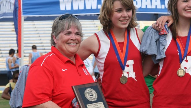 Hendersonville coach Pam Bolton plans to retire from coaching and teaching at the end of this outdoor track season.