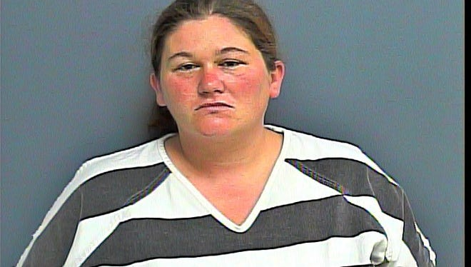 Christina Smith, a mother of five, was charged with one count of child neglect for leaving a baby in a hot car.