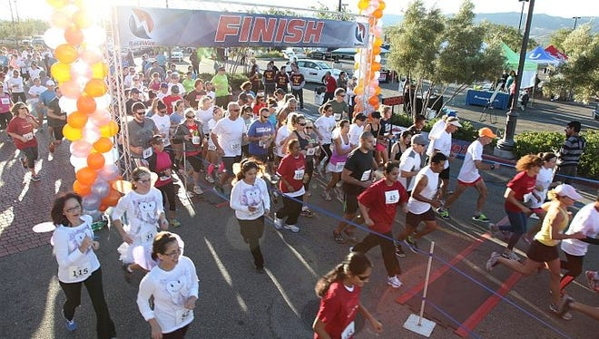 This year's Tooth Fairy Run, put on by the Free Clinic of Simi Valley, will emphasize depression and mental health awareness.
