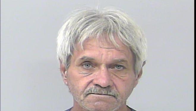 Dane Terry, 58, of Fort Pierce.
