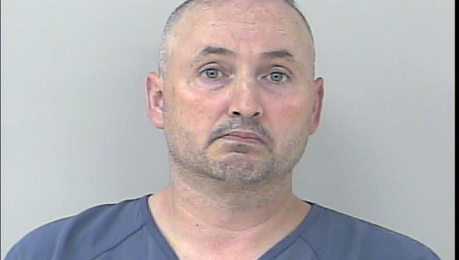 Jason Rios, 42, of Fort Pierce.