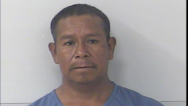 Jose Montano Martinez, 50, of Fort Pierce.