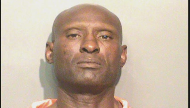 Curtis Antonio Boykin, 43, has been accused of robbing at Bank of America, 317 6th Ave., Wednesday.