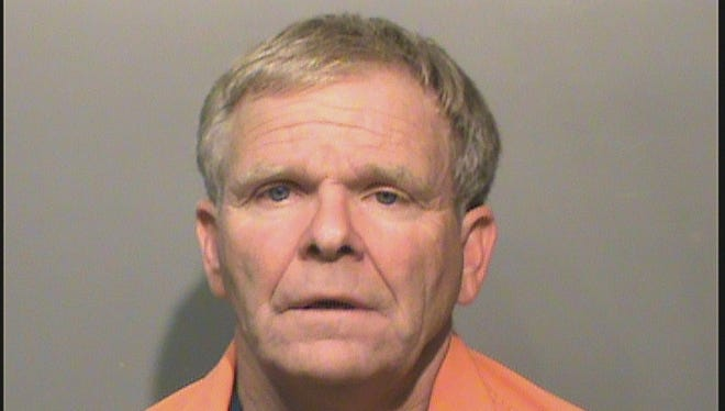 Jim Alden Flaws, 55, was arrested on drug charges on Oct. 23.
