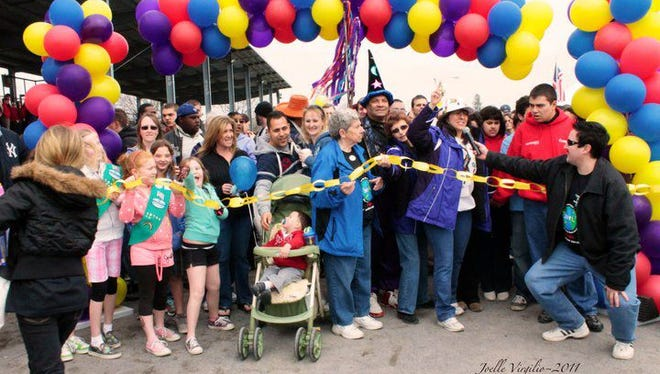 Families living with autism can network, enjoy fun activities geared toward kids with autism, and learn about resources available in their community at the 13th annual Autism Walk & Expo of the Hudson Valley Region on Sunday.