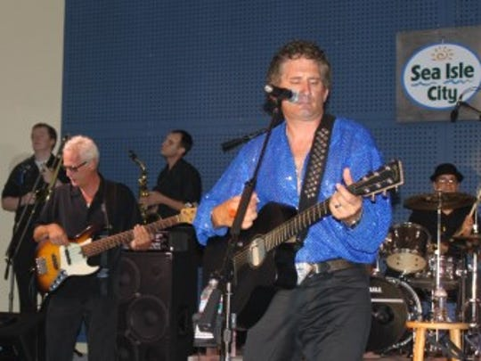Real Diamond, a Neil Diamond tribute band, will perform at Sea Isle City's Excursion Park Band Shell 8 p.m. July 2 during one of Sea Isle's free Concerts Under the Stars.