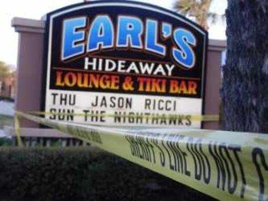 Earl's Hideaway, Sebastian