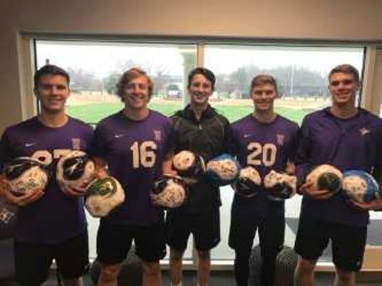 Furman University men's soccer