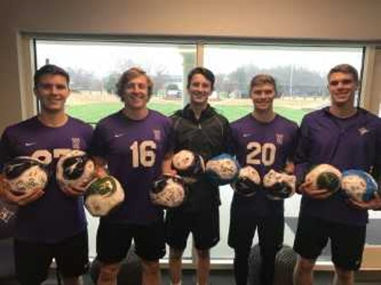 Furman University men's soccer