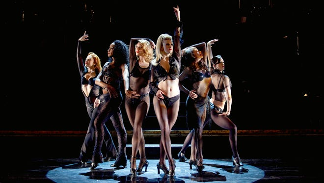 """""""Chicago"""" is coming to Louisville for six days of murder and songs."""