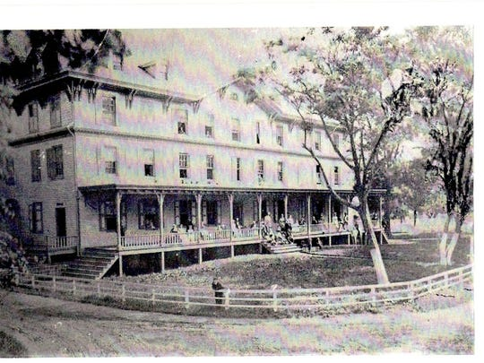 The Standard Hotel is said to have prominent guests such as sharpshooter Annie Oakley and poet Walt Whitman.