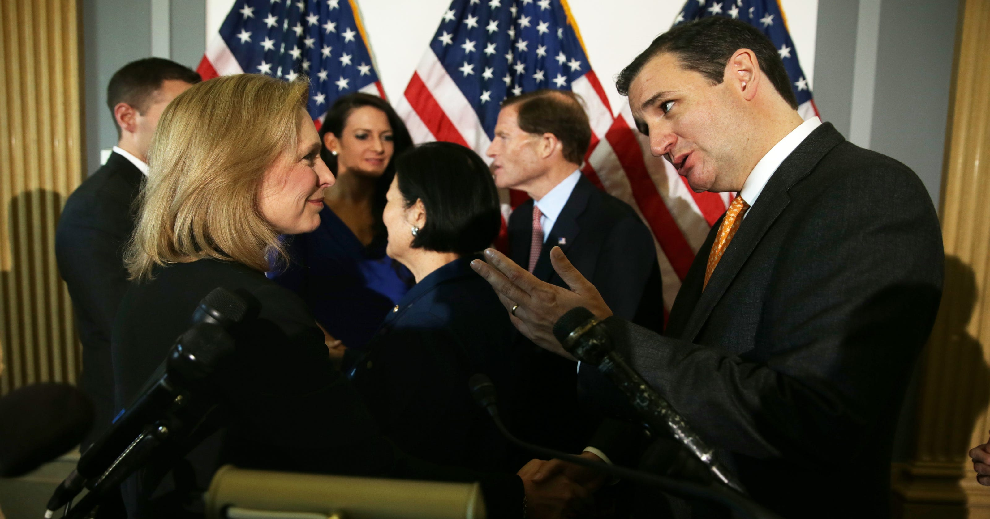 Gillibrand & Cruz: Stop sexual violence in the military