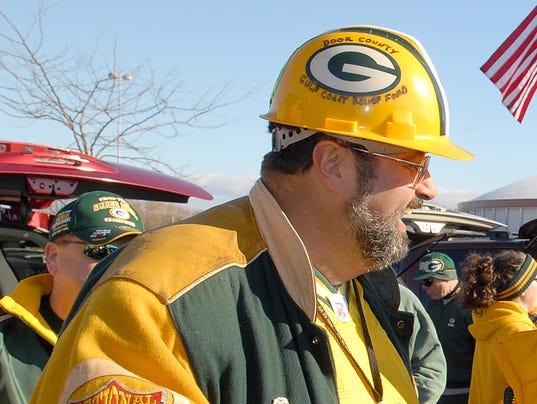 Aussie Packers Fan