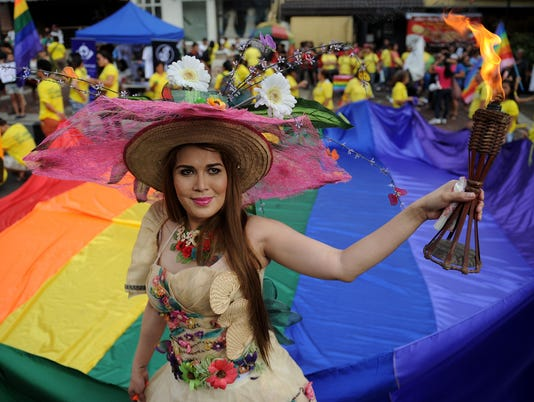 PHILIPPINES-POLITICS-RIGHTS-GAY
